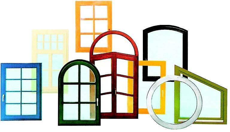 A lot of different window shapes are available at Windows MQ